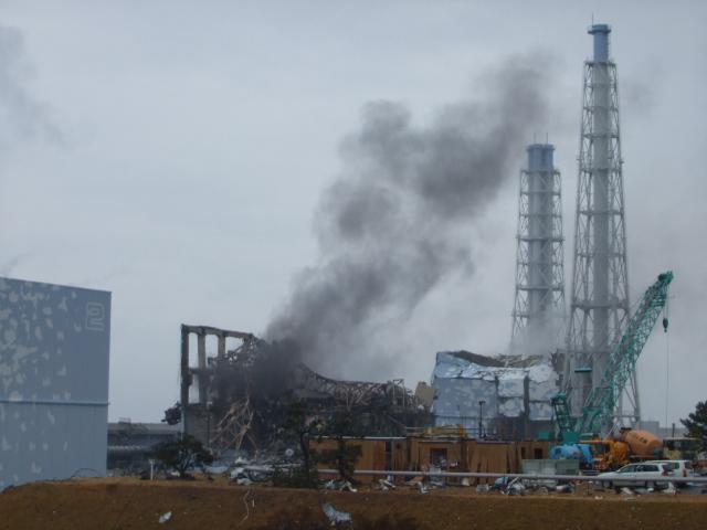 福島第一原子力発電所3号機