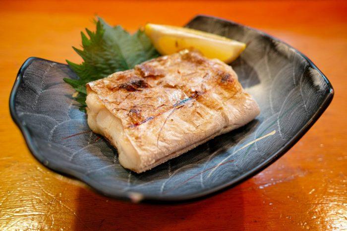 和食(焼き魚)