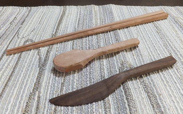 木工カトラリー