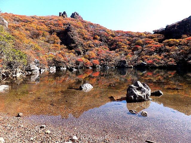 大船山 御池