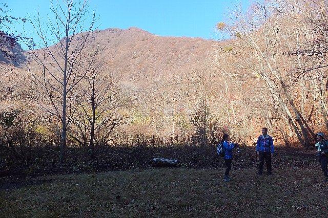 黒岳 ソババッケ