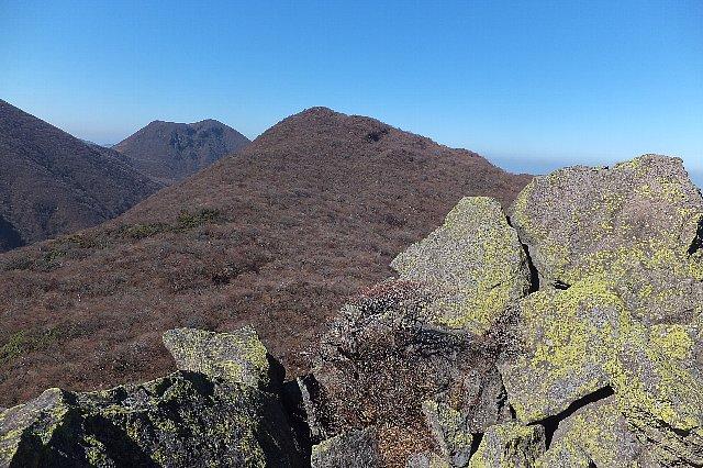 黒岳 天狗岩
