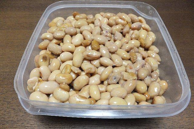 手作り納豆