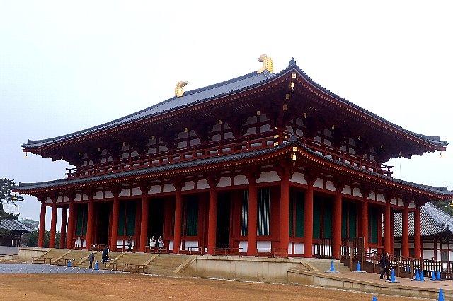 興福寺・中金堂