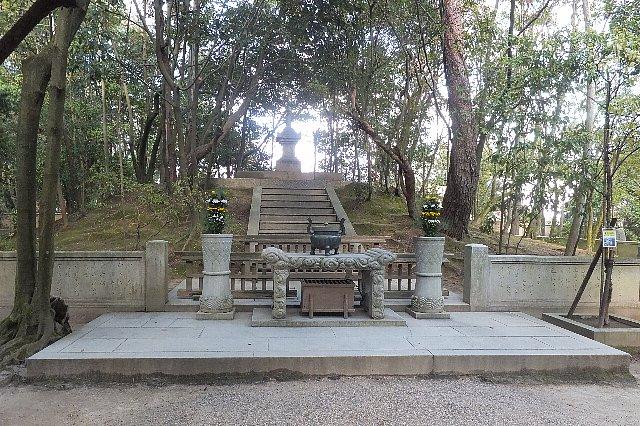 唐招提寺御廟