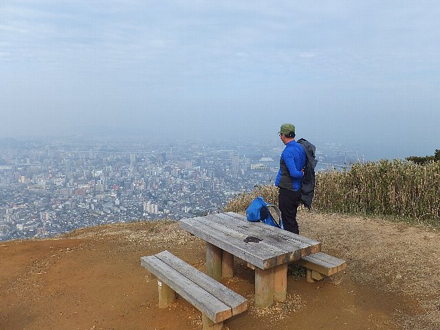 小文字山からの展望