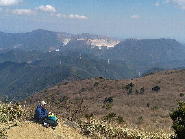 福智山からの展望