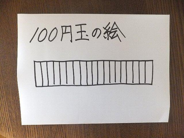 100円玉の絵