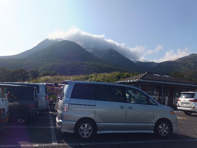 くじゅう連山 三俣山