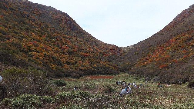 三俣山 大鍋
