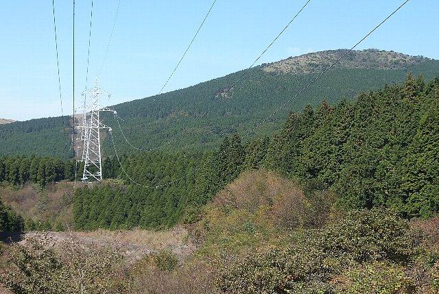 冠ヶ岳鉄塔コース