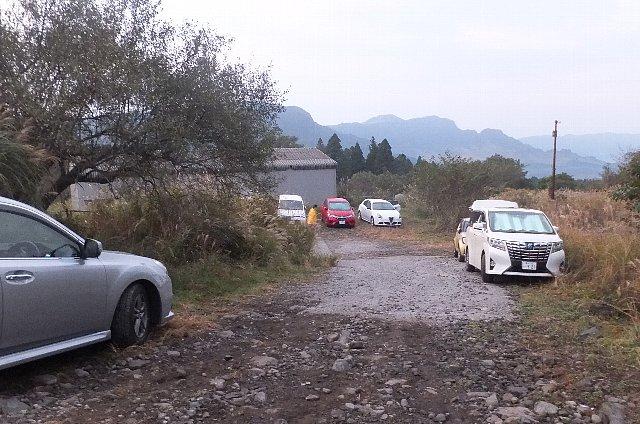 阿蘇・根子岳東峰 大戸尾根登山口