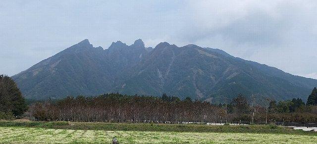 阿蘇・根子岳