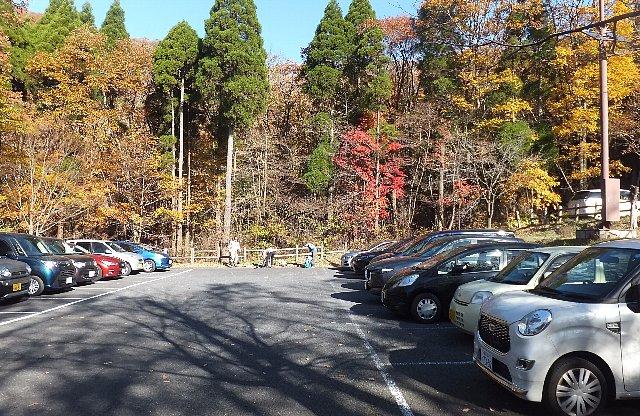くじゅう 赤川登山口駐車場