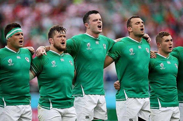 ラグビー・アイルランド代表