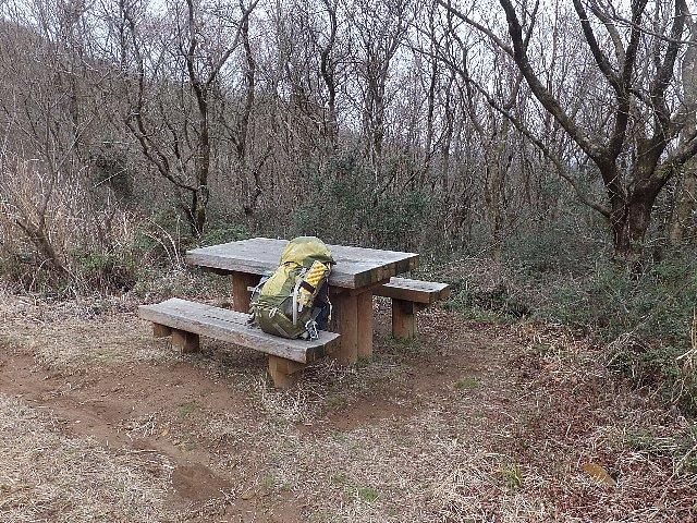 福智平のベンチ