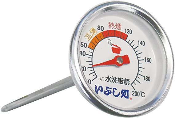 スモーカー用温度計