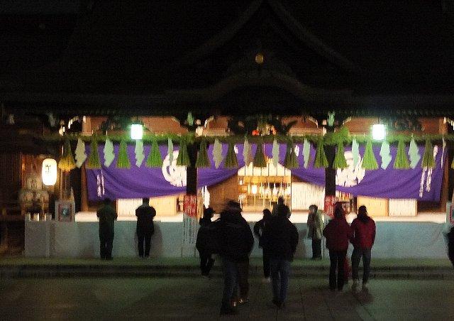 八坂神社 初詣で