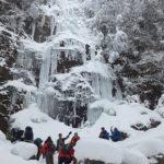 英彦山 四王寺の滝