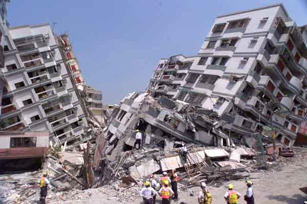 台湾大地震