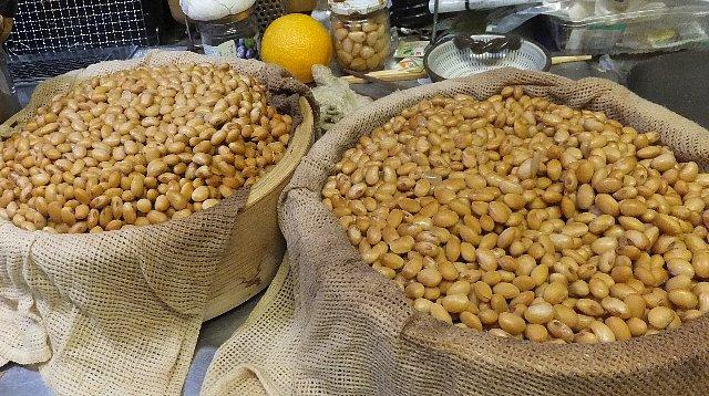 味噌作り 大豆を蒸す