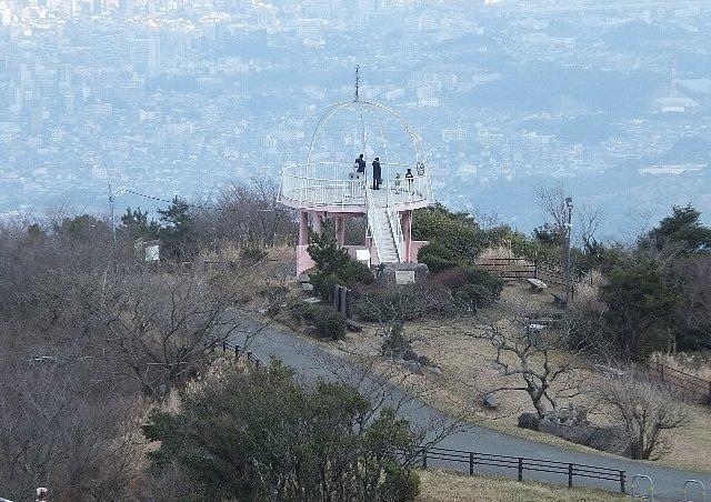 皿倉山 天空ドーム