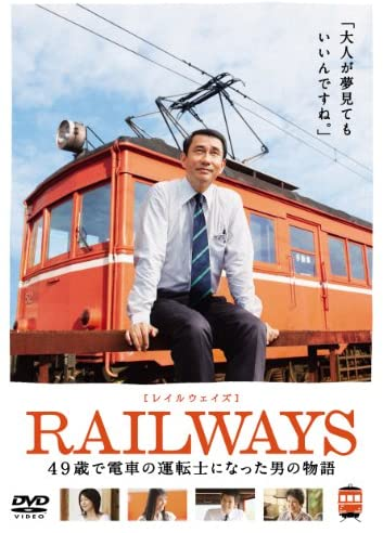 RAILWAYS ポスター