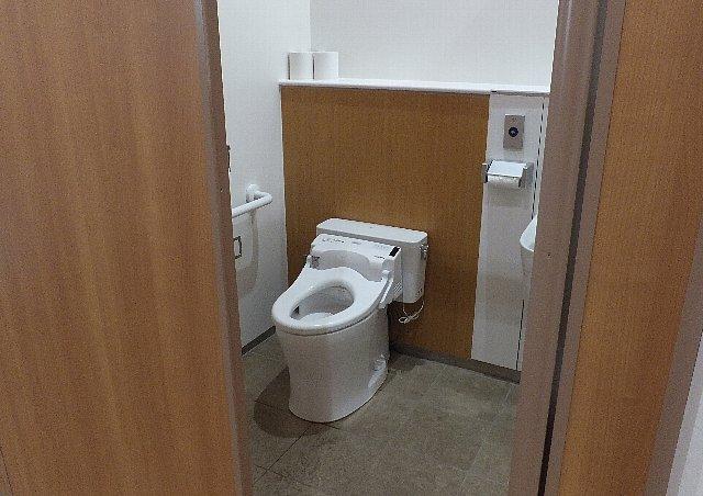 願成就温泉 トイレ