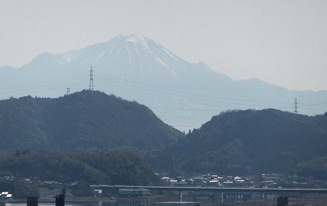 松江城天守からの展望
