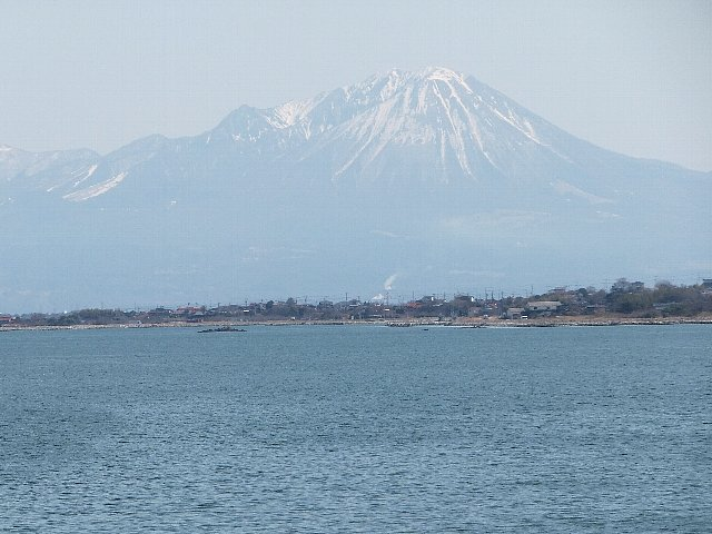 中海と大山
