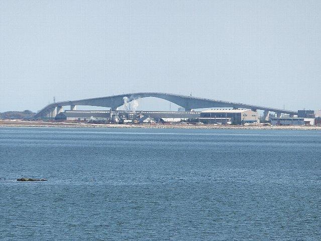 江島大橋 境港