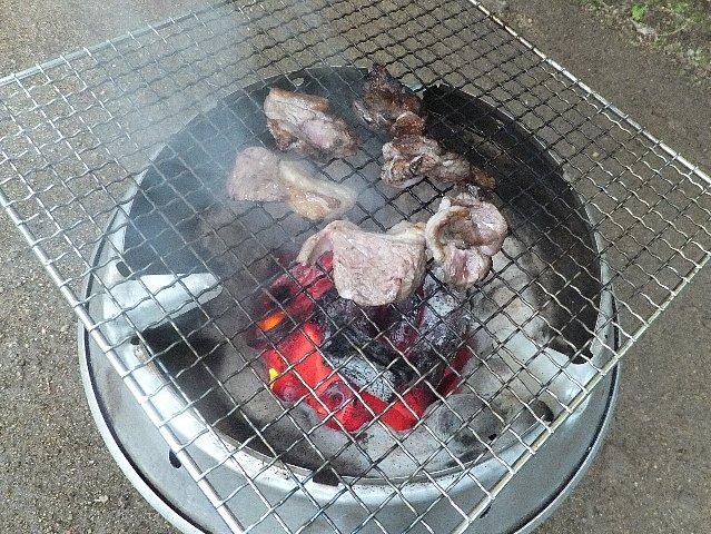 七輪 焼肉