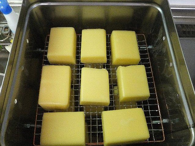 スモークチーズを作る