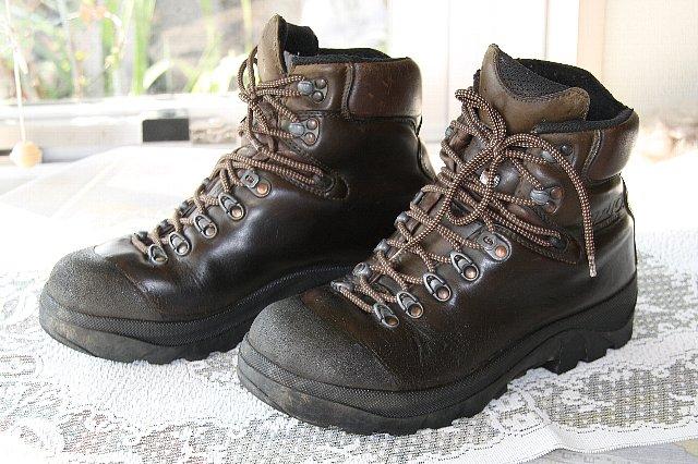 登山靴 シリオのP.F.640